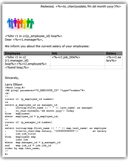 Microsoft Word template