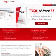 SQLWord website